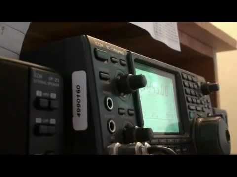 Ham Radio Volunteers Relay Messages During Emergencies