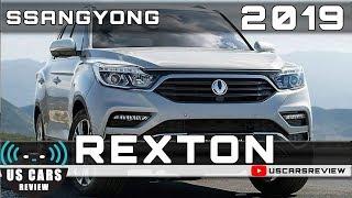 2019 SSANGYONG REXTON Review