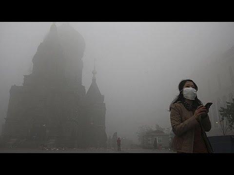 la contaminacion en china