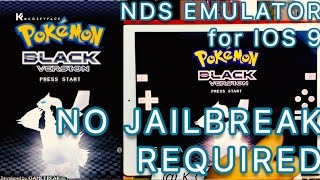 Nintendo DS Emulator for iPad Pro iPhone IOS 9 No Jailbreak NDS4iOS [TUTORIAL] ipod touch mini
