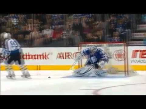 Winnipeg Jets vs. Toronto Maple Leafs 10 ROUND SHOOTOUT! - March 16th, 2013 HD