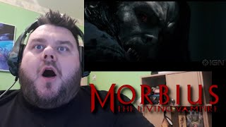 Morbius - Teaser Trailer - Reaction & Review