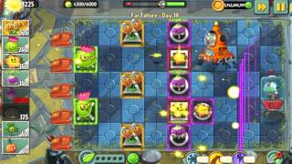 Ways of the Power Tile - Challenge - Plants Vs. Zombies 2: it