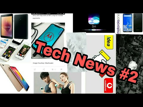 Tech News #2 Whatsapp tax, youtube update, Lenovo Z5, Vivo Y83, Google AI Robot,samsung note 9,ios12