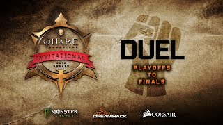 Quake Champions Invitational 2018 - DreamHack Winter - Day 3