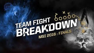 Team Fight Breakdown with Jatt: CLG vs SKT (MSI 2016 Finals)