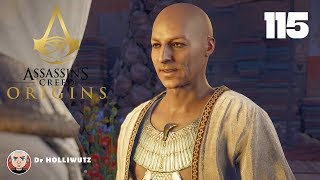 Assassin's Creed Origins #115 - Vier linke Hände [PS4] | Let's play Assassin's Creed Origins