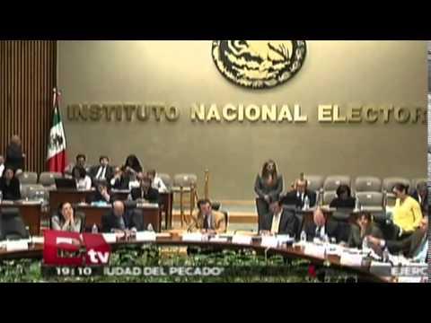 INE sanciona a partidos políticos con más de 104 mdp / Excélsior Informa