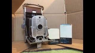 Shooting 48 Year Old Instant Film With the Polaroid 95a