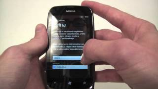 Nokia Lumia 610 unboxing and hands-on