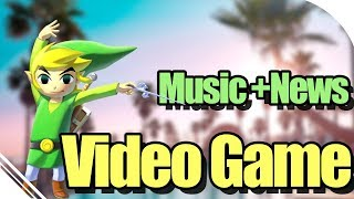 Video Game Music Radio + Video Game News