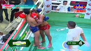Kun Khmer, Chin Ra Vs Cheng Kea, SEATV boxing, 03 June 2017