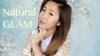 Natural Glam Look (Cheon Song Yi Inspired)
