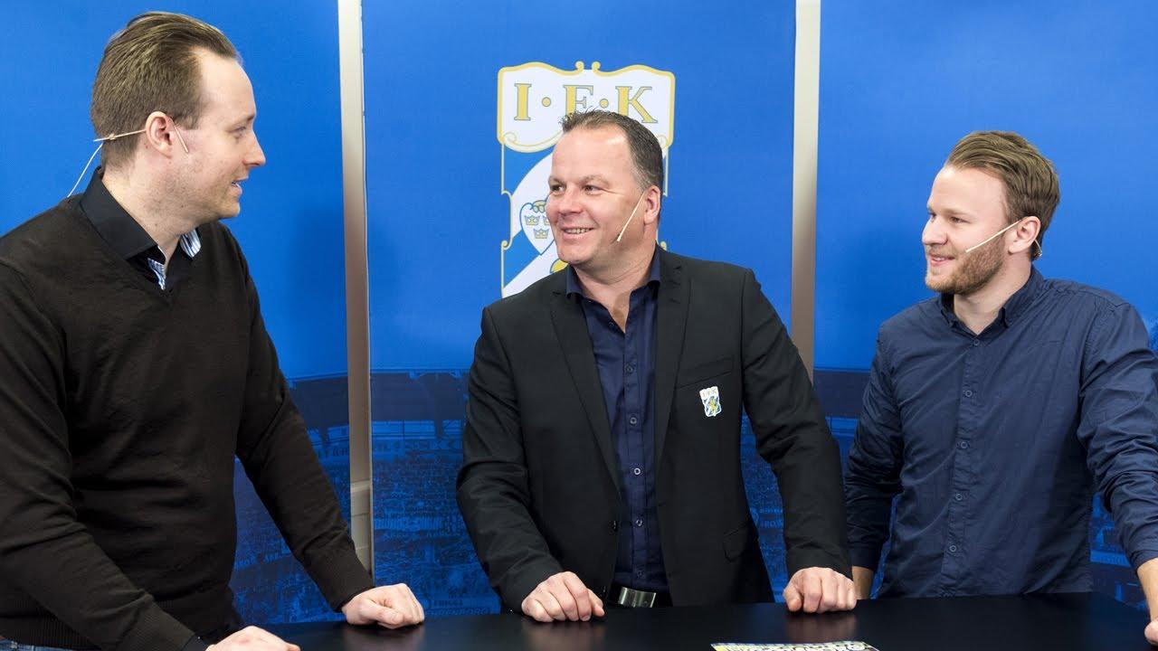 IFK Live: Uppsnack inför IFK Göteborg - Örebro SK