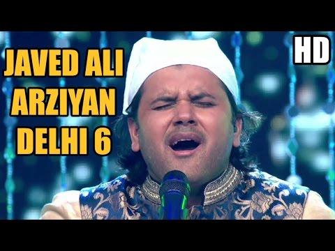 Javed Ali Live | Arziyan Delhi 6 | A.R. Rahman | Amitabh Bachchan | Aaj Ki Raat Hai Zindagi