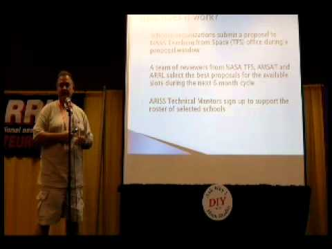 ARISS and Ham Radio Opportunities by N8MH Dayton 2012.mp4