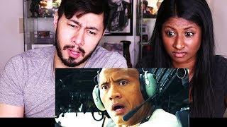 RAMPAGE | Dwayne Johnson | Trailer Reaction w/ Angela!