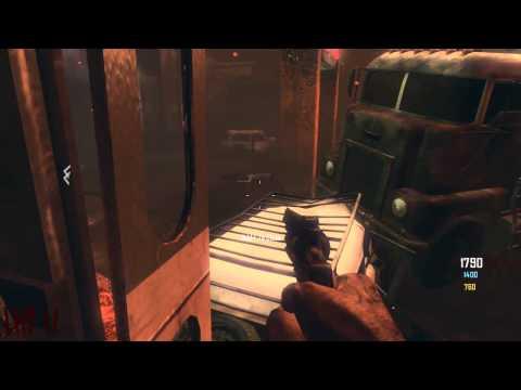Call of Duty Black Ops 2 Zombies - Покатушки на автобусе (part 1)