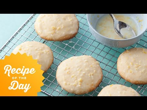 Lemon Ricotta Cookies-Food Network