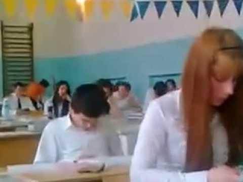 ЕГЭ в школе Дагестана.