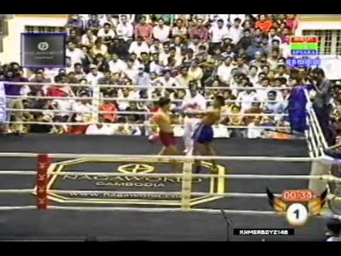 Muay Thai vs Sen Rady - International Fight [28-Jan-2012]