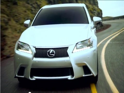 SPEED TV's Shut Up and Drive - Episode 1 - Lexus GS F SPORT
