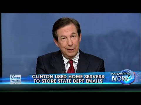 Wallace on Clinton email scandal: 'This is a bombshell'