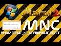 Windows 788.110 - Metin2 Fix Error : Metin2.CREATE_NO_APPROPRIATE_DEVICE