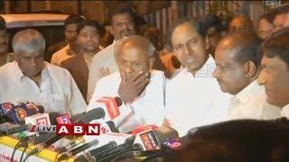 Kumaraswamy to take oath as Chief Minister Tomorrow at 4.30 pm