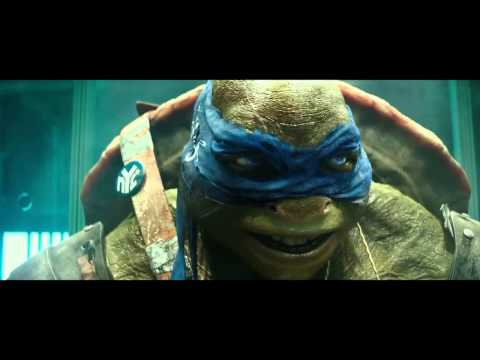 Teenage Mutant Ninja Turtles - Trailer #2 [HD]