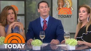 John Cena On Relationship With Nikki Bella: 'I Just Wanted Her To Hear Me' | TODAY