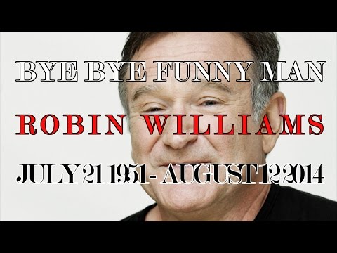 ROBIN WILLIAMS Commits Suicide at 63 Conspiracy?
