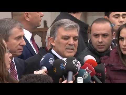 11. Cumhurbaşkanı Abdullah Gül'den KHK'ya ilişkin eleştirelere yanıt