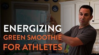 Energizing Green Smoothie for Athletes   PGC Vlogs   PGC Basketball