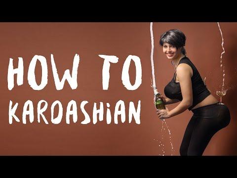 Kim Kardashian - In 7 Schritten berühmt!