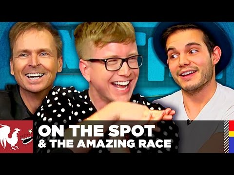 The Amazing Jock Models – On The Spot #50 (featuring Tyler Oakley, Korey Kuhl, and Phil Keoghan) thumbnail
