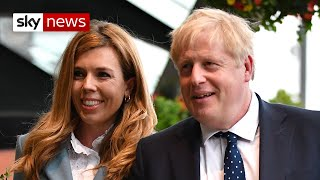 BREAKING: Boris Johnson and Carrie Symonds announce birth of baby boy