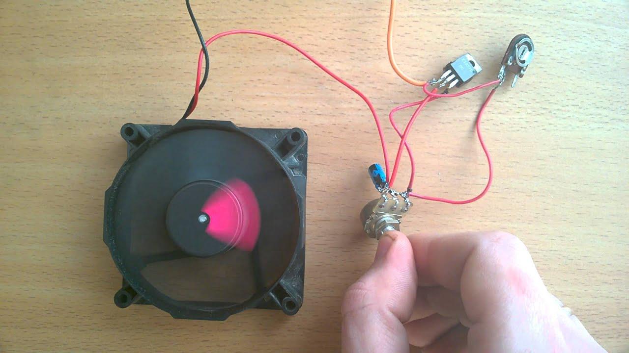 Резистор вентилятора своими руками 3