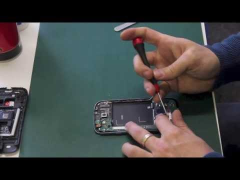 Samsung Galaxy SIII (S3) screen replacement - Lovefone UK