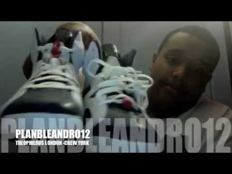 PLANBLEANDRO12 : Air Jordan 6 Olympic 6 2012 Retro Review (Video #43)