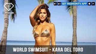 World Swimsuit - Kara Del Toro | FashionTV | FTV