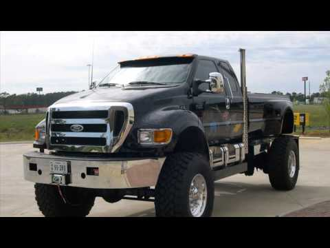 Ford F750 Youtube
