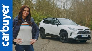 Toyota RAV4 SUV 2020 in-depth review - Carbuyer