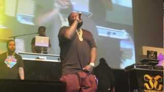 Rick Ross Concert 2012 ( Elmo Photography )