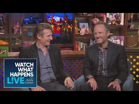 Liam Neeson & John Benjamin Hickey Have Fun with He-LIAM!