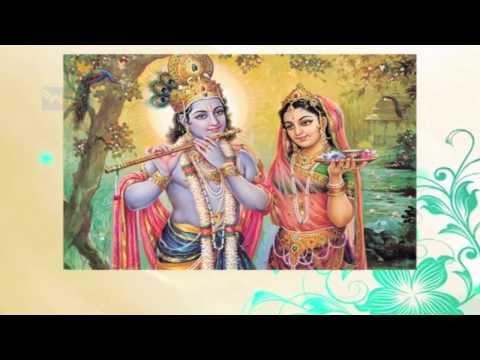 Radhe Krishna Bhajan - Radha Ke Bina Shyam Adha By Anup Jalota video