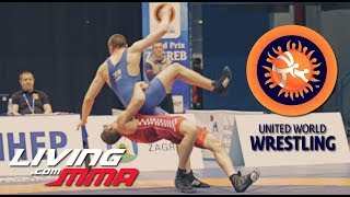 2018 GRECO ROMAN WRESTLING HIGHLIGHTS