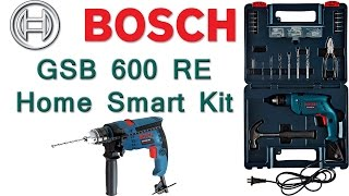 Bosch Drilling Kit GSB 600 RE - Guide