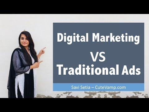 Why digital marketing is more effective than traditional ways of advertising