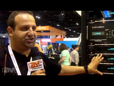 InfoComm 2013: Atlona Talks About its Matrix Switchers